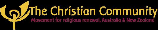 The Christian Community Logo